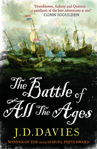 The Battle of All The Ages (Quinton Journals 5)