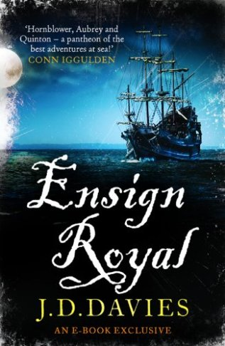The Quinton E-Stories: Ensign Royal