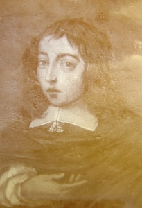 Portrait believed to be of John Stepney, 4th baronet