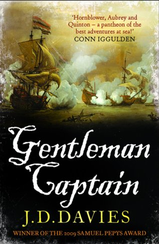 Gentleman Captain (Quinton Journals 1)