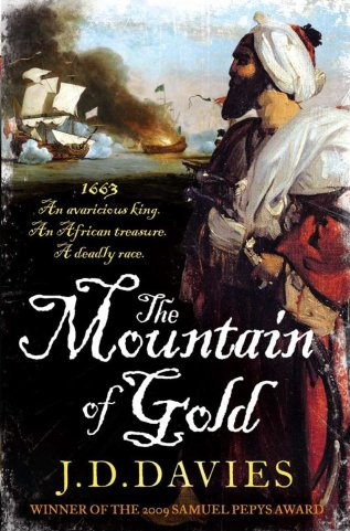 The Mountain of Gold (Quinton Journals 2)