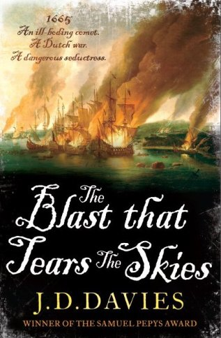 The Blast That Tears The Skies (Quinton Journals3)