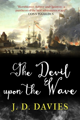 The Devil Upon the Wave (Quinton Journals 7)