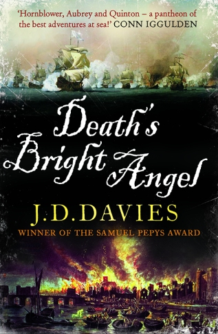Death's Bright Angel (Quinton Journals 6)