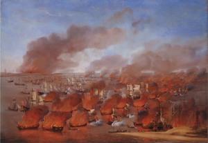 'The English Fury'